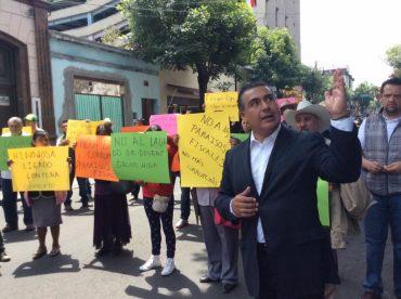 Protesta perredista