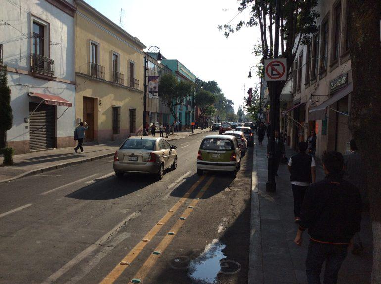 Ciclovía Hidalgo