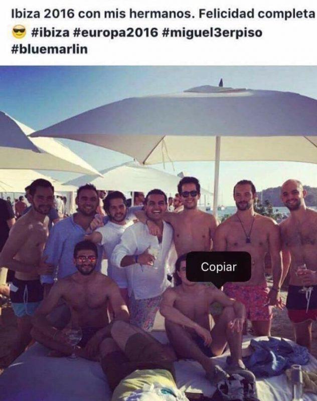 Club de playa Blue Marlín de Incremento Ibiza