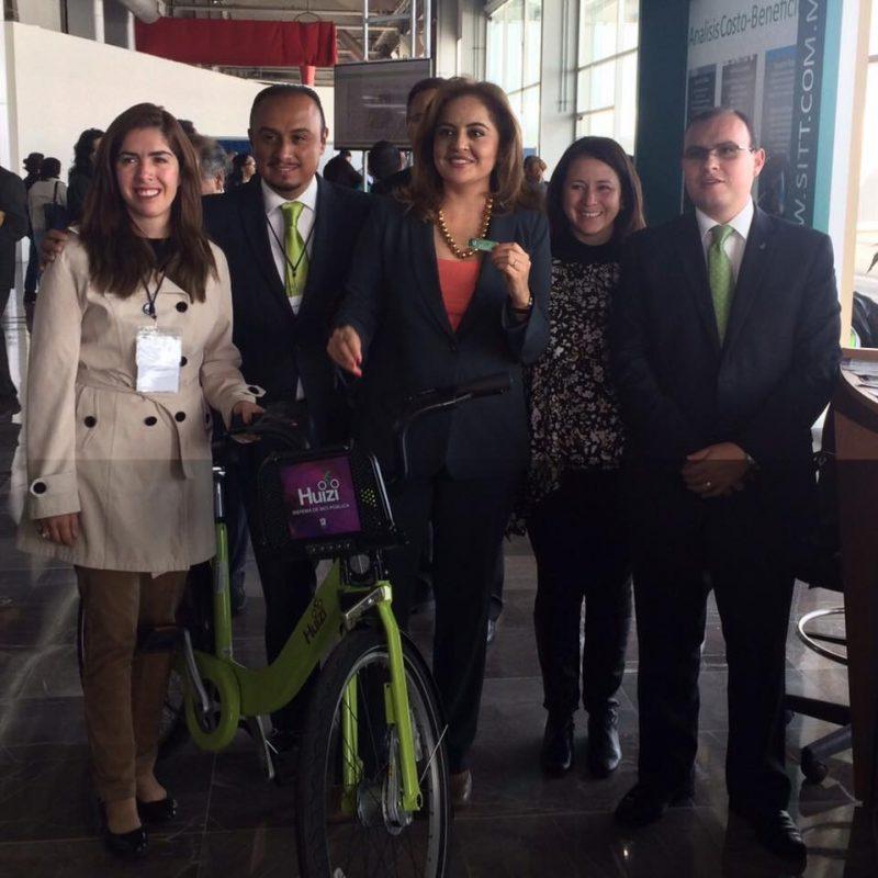 Ana Lilia Herrera del PRI