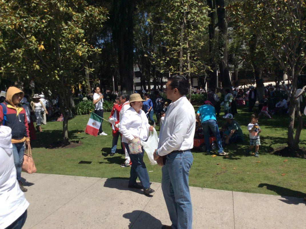 Juan Rodolfo, ex candidato a la alcaldía de Toluca