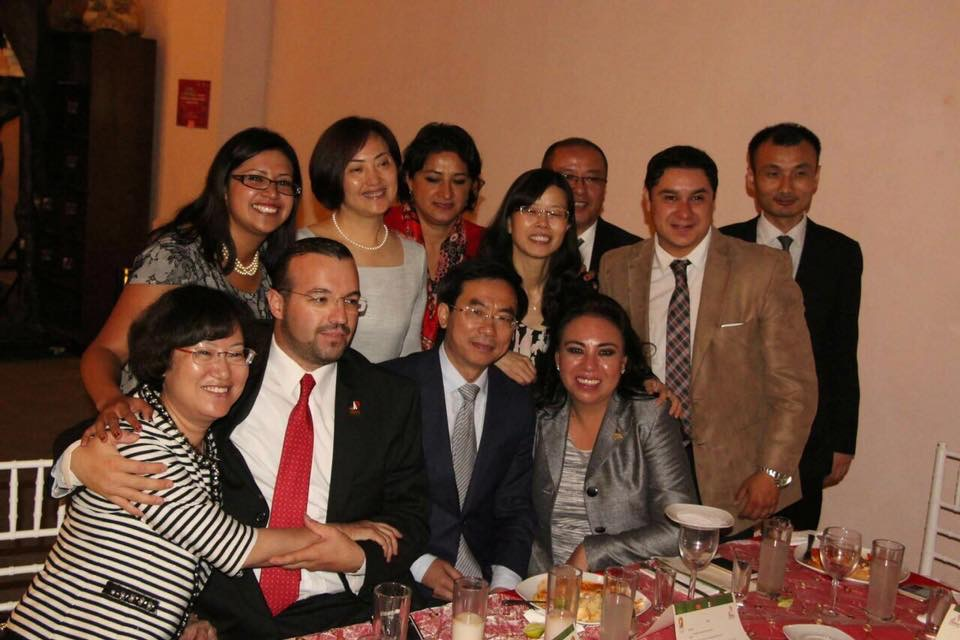 Hermanamiento con China