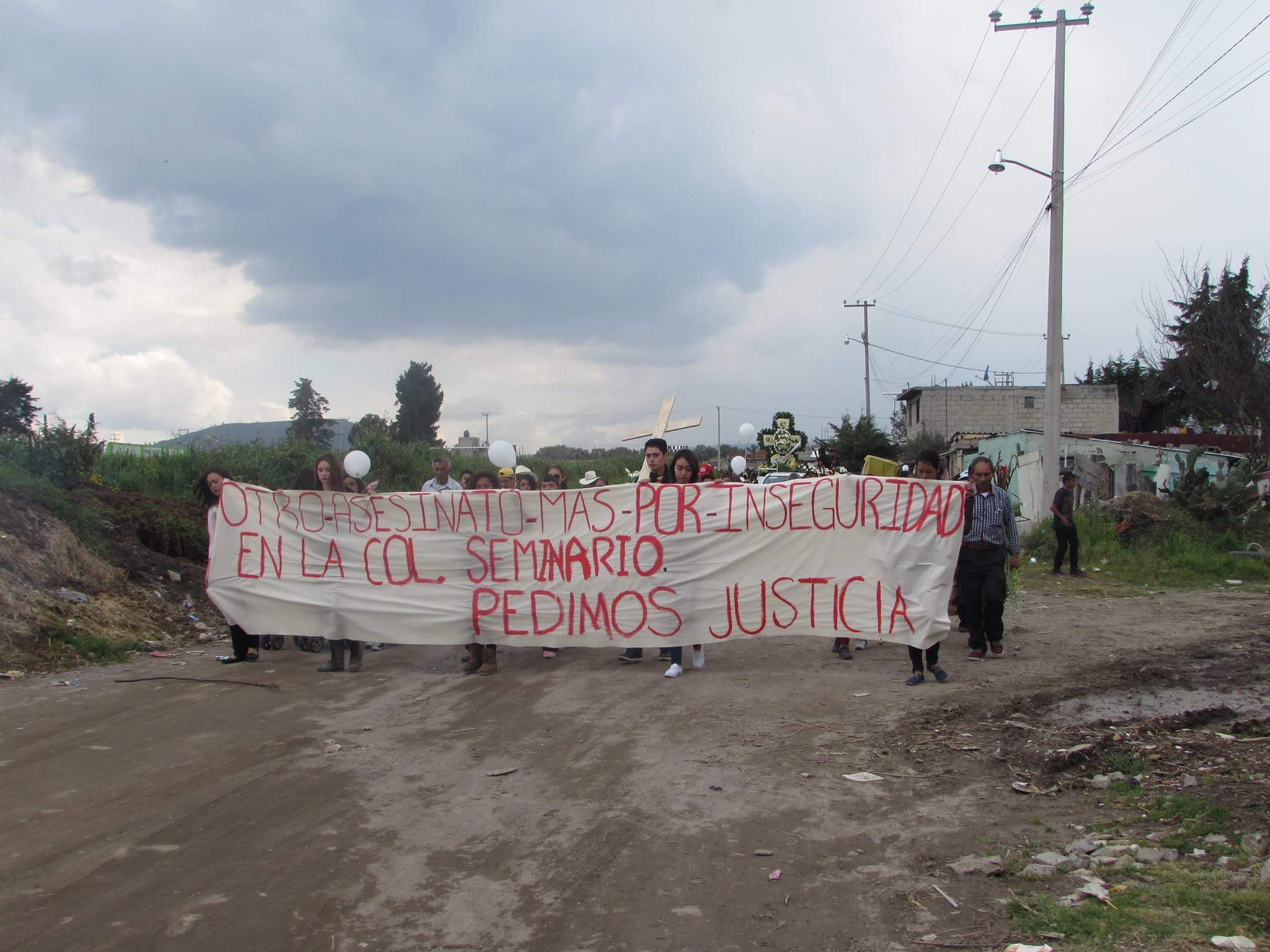 Fracasa BOM de Toluca, inseguridad consume El Seminario