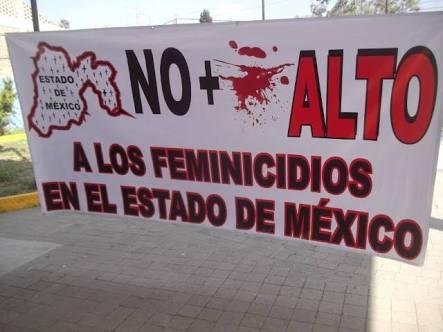 Se disparan feminicidios en Edoméx pese a Alerta de Género