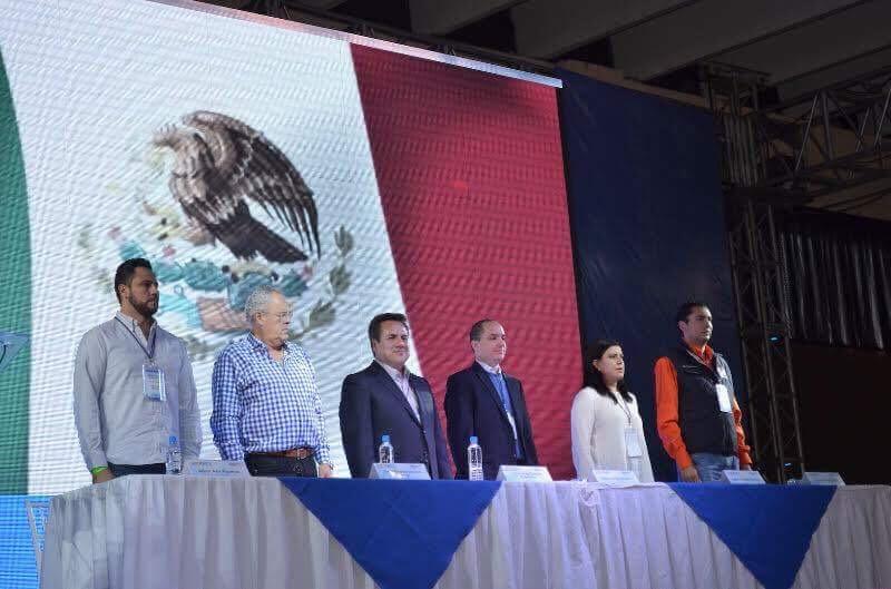 """""""Amarran"""" Sondón-Olvera-Anuar 8 delegados nacionales"""
