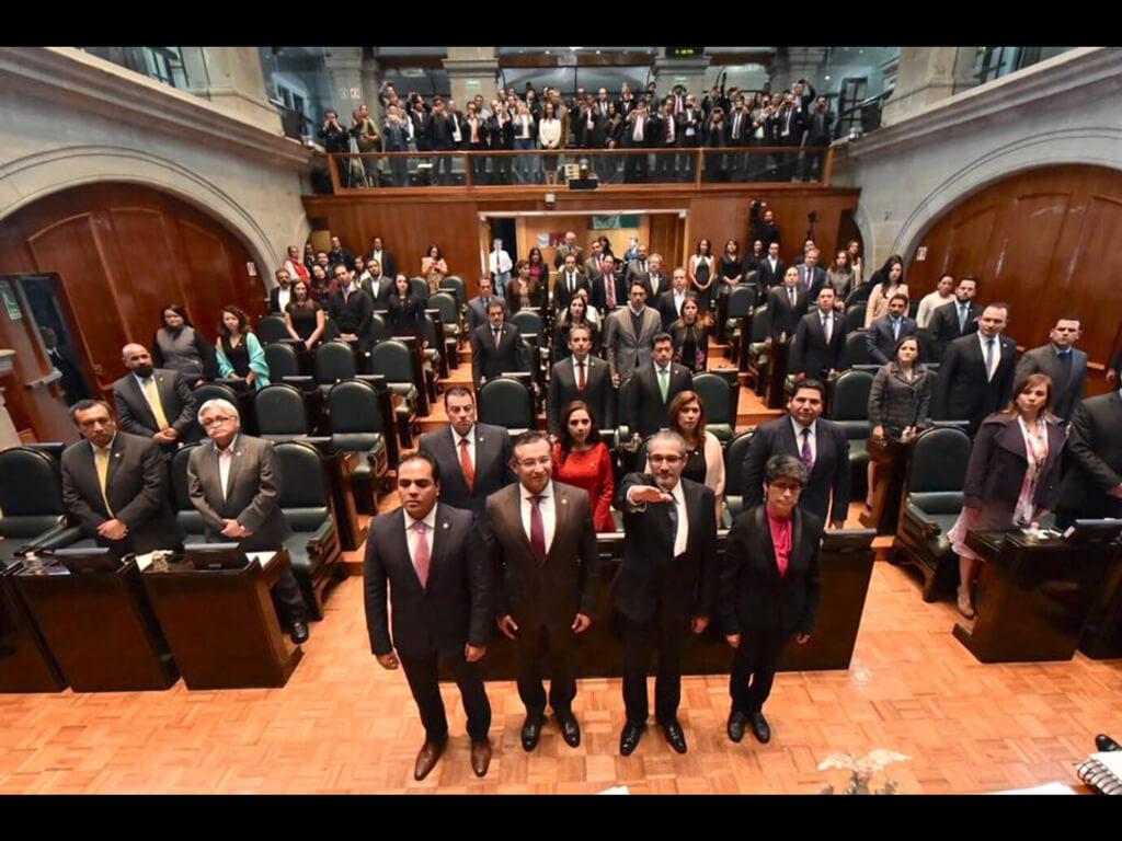 """""""Brinca"""" de PGJEM a Fiscalía General de Edoméx"""