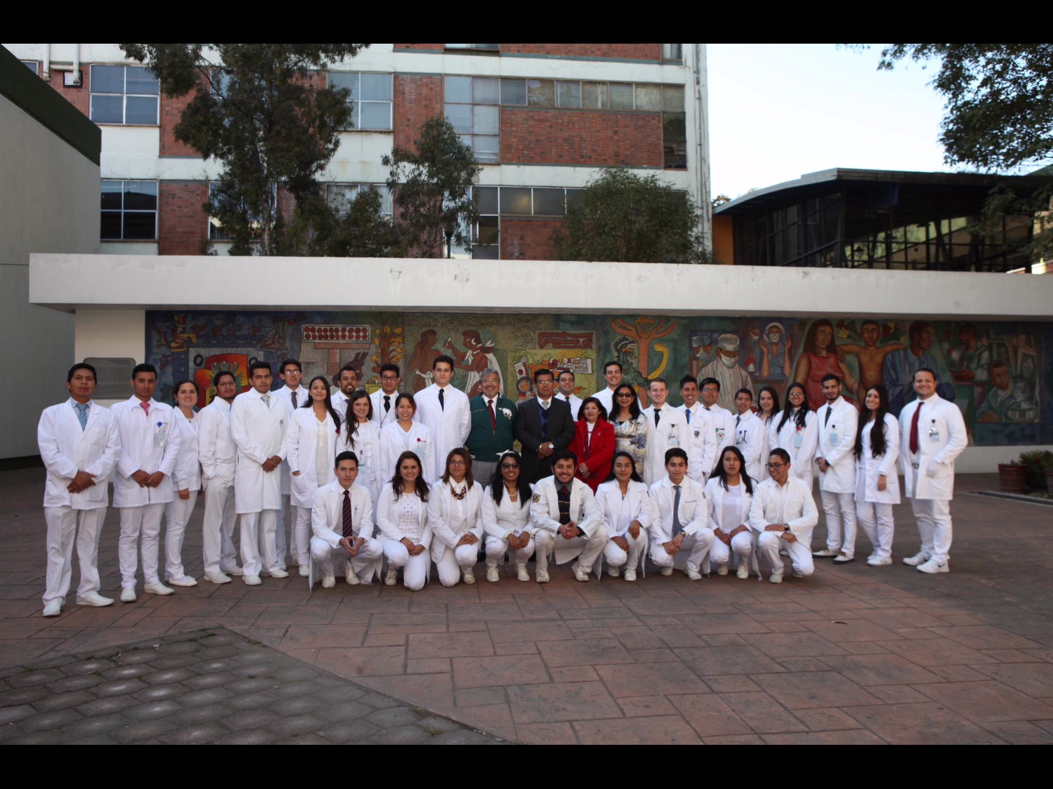 Medicina de UAEM, cede de Pasantía Internacional