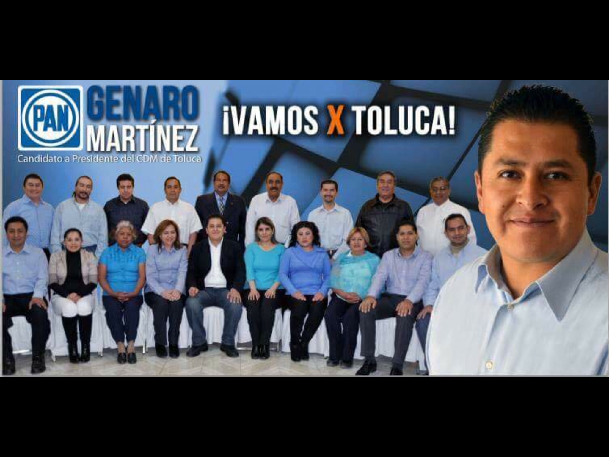 Acusan violencia política dentro del PAN Toluca