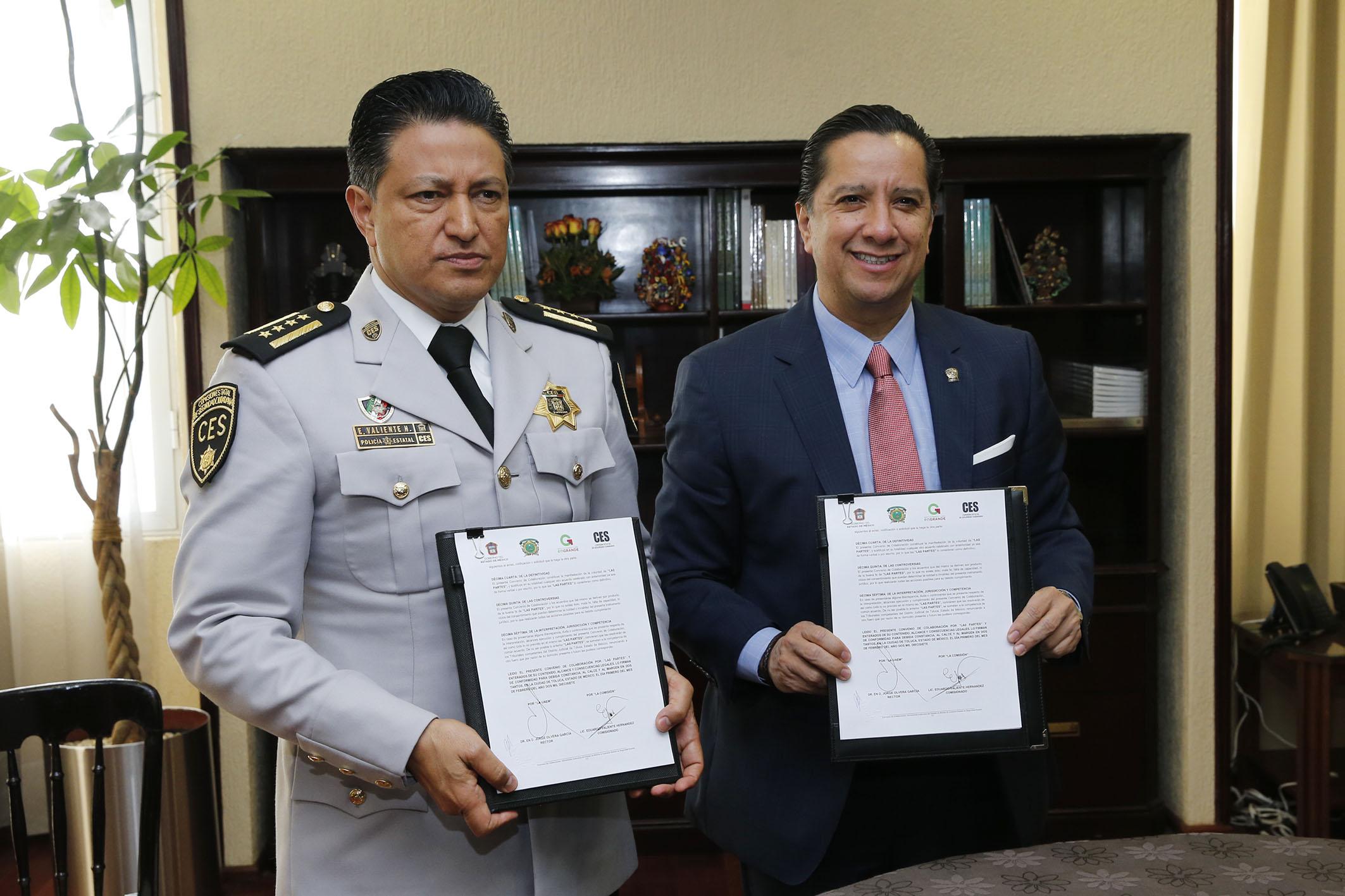 Evaluará UAEM a 5 mil policías de Edoméx