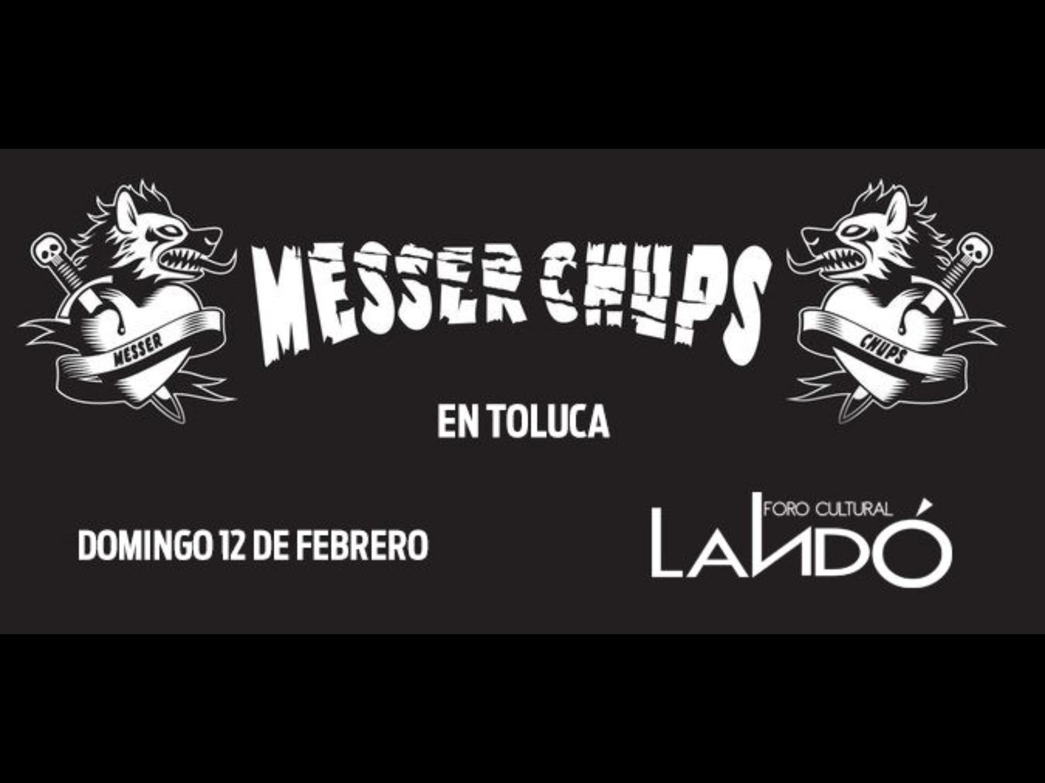 Surf, horror y humor: Messer Chups en Toluca