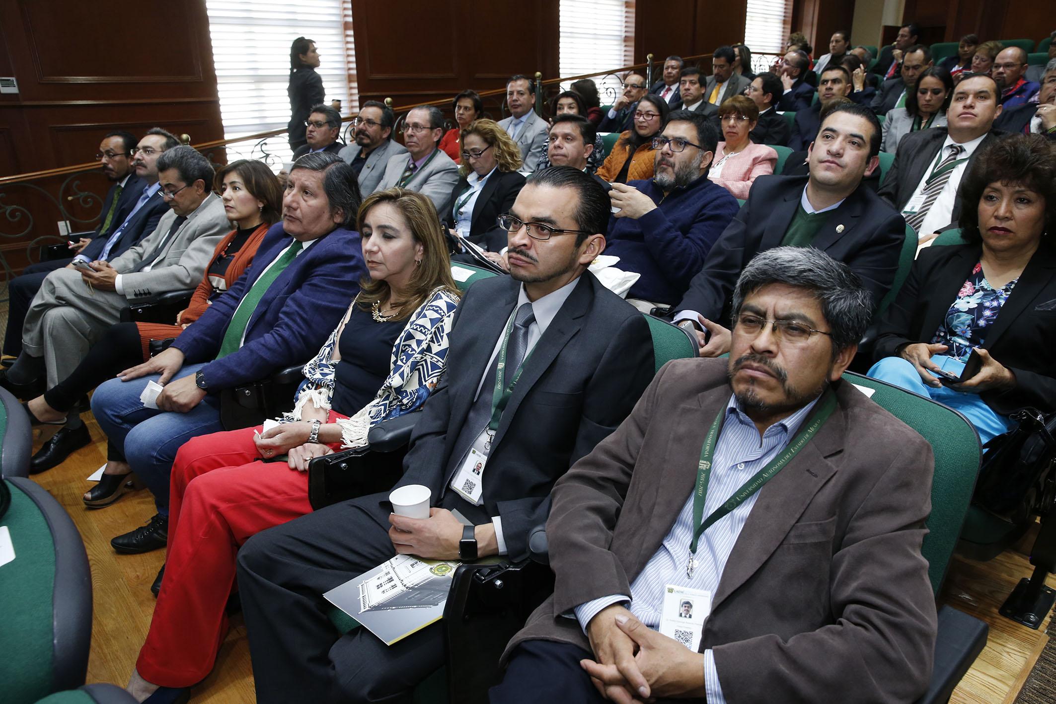 Arranca oficialmente carrera por rectoría en UAEM