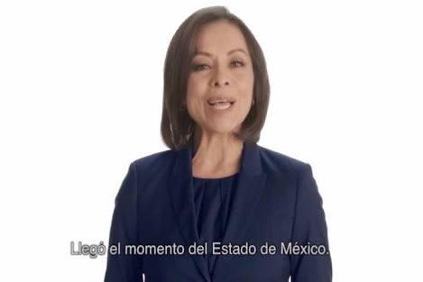 Ordena INE bajar spots de Josefina Vázquez Mota