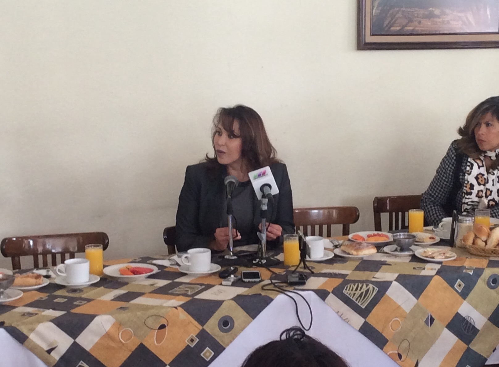 Señala Fragoso violencia política de género en PAN-Toluca