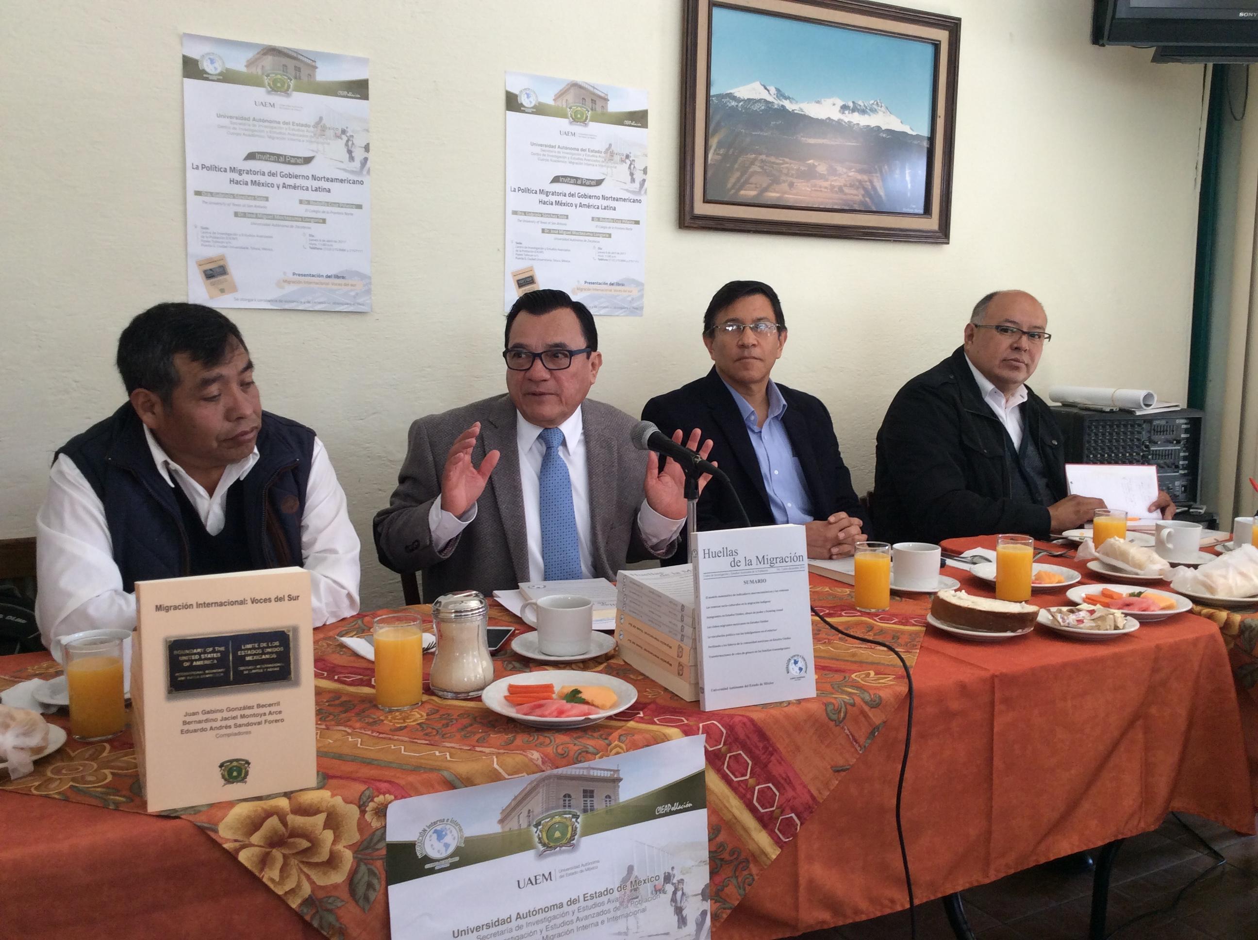 """Toluca le hace el """"trabajo sucio"""" a EU en migración"""