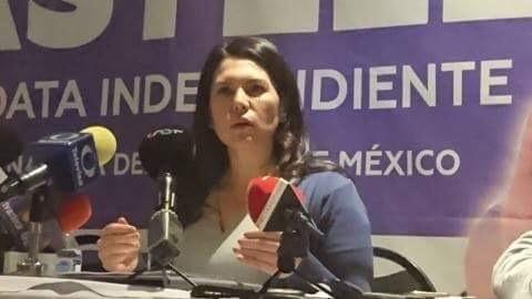 Arremete Castell contra candidatos a gobernador