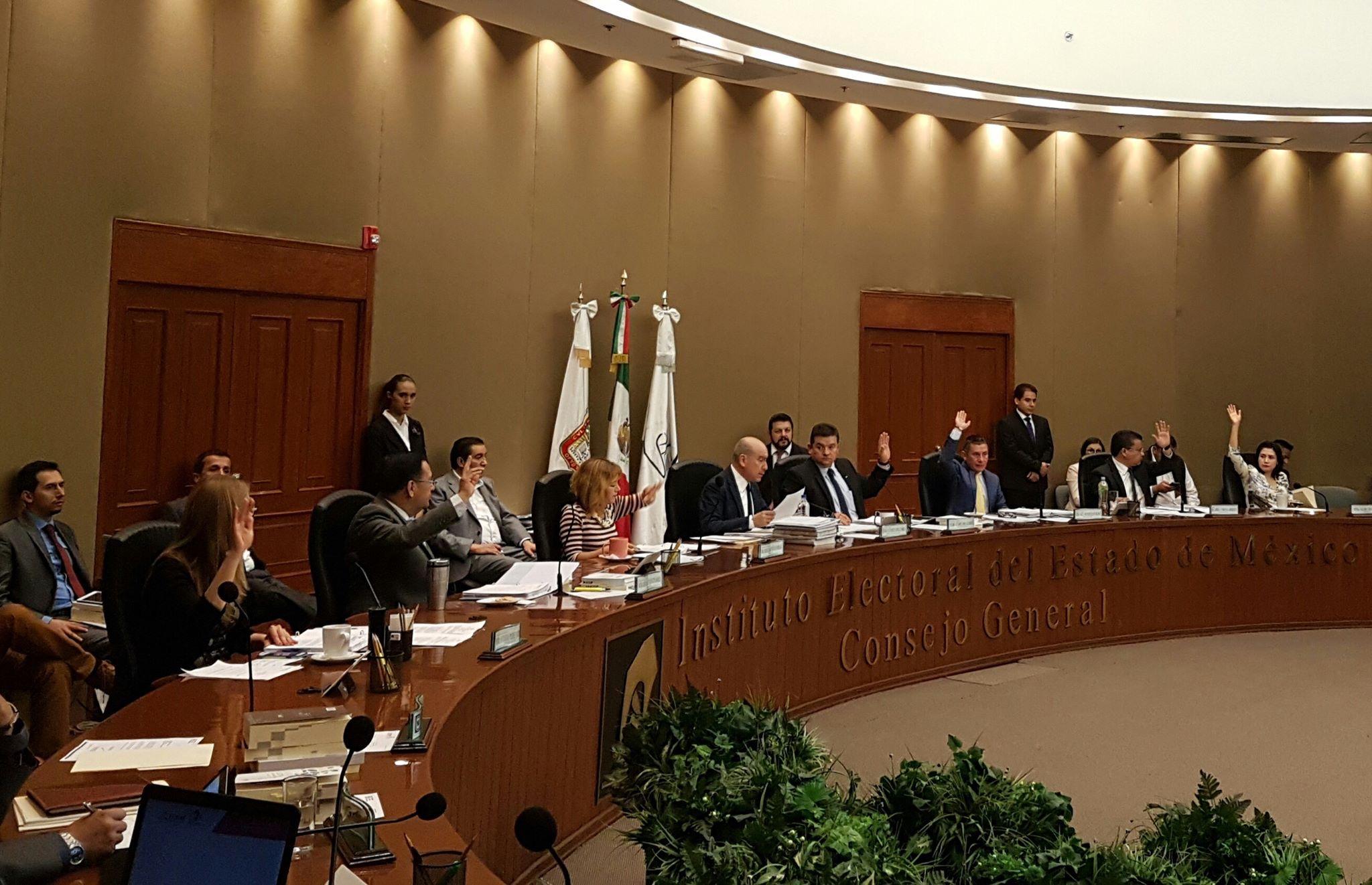 Listo debate de candidatos por gubernatura de Edoméx