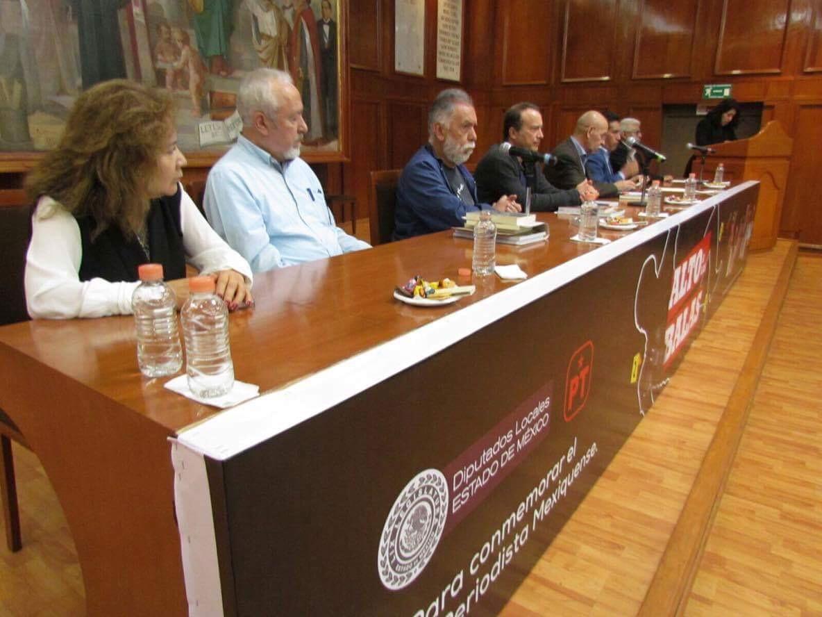 Gobierno, principal agresor de periodistas: Jorge Reveles