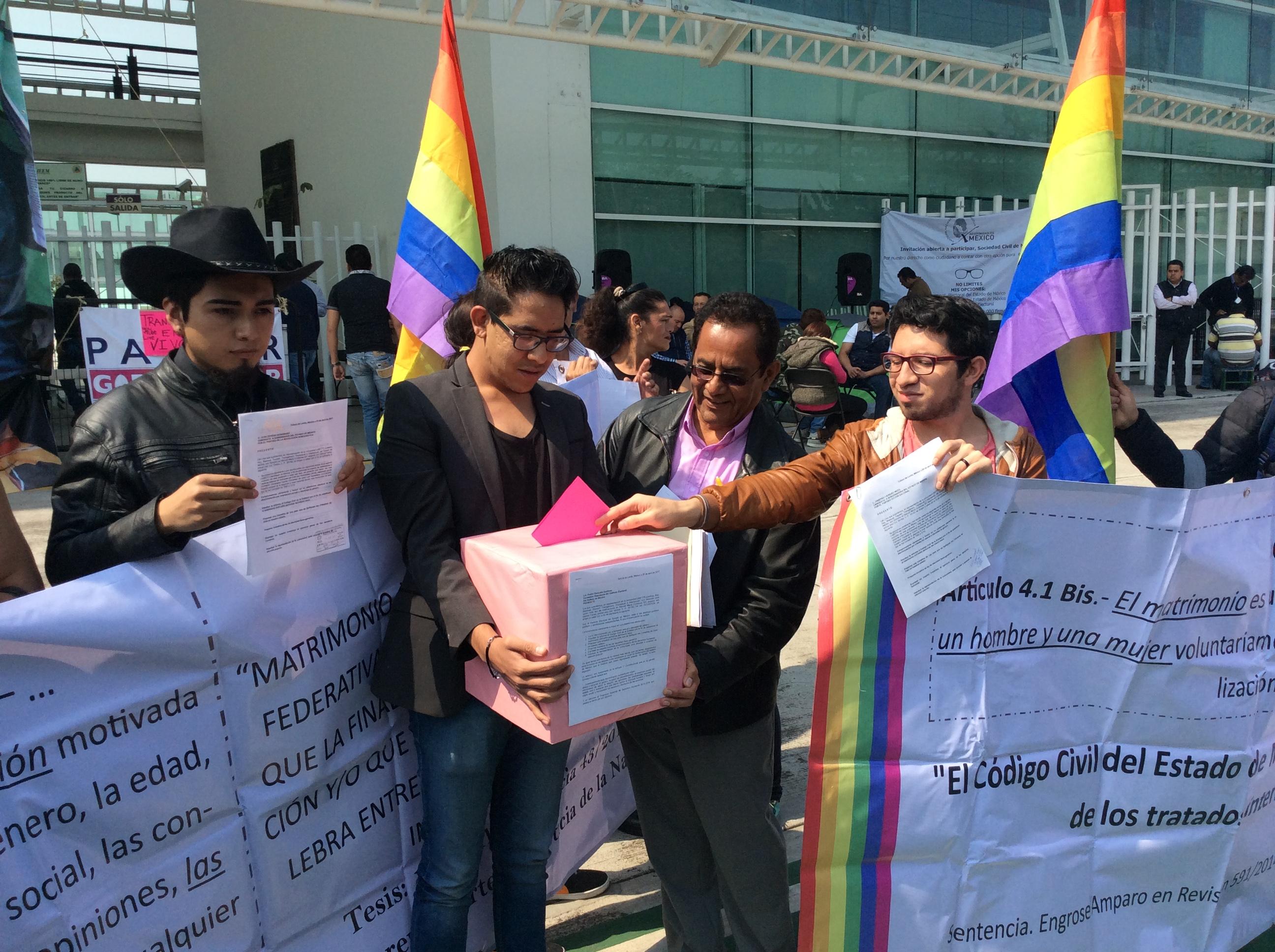 Candidatos renuentes a discutir temas LGBTTTI en Edoméx