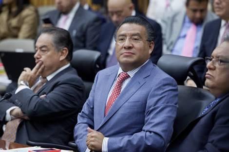 Horacio Duarte, implicado en descuentos a empleados de Texcoco