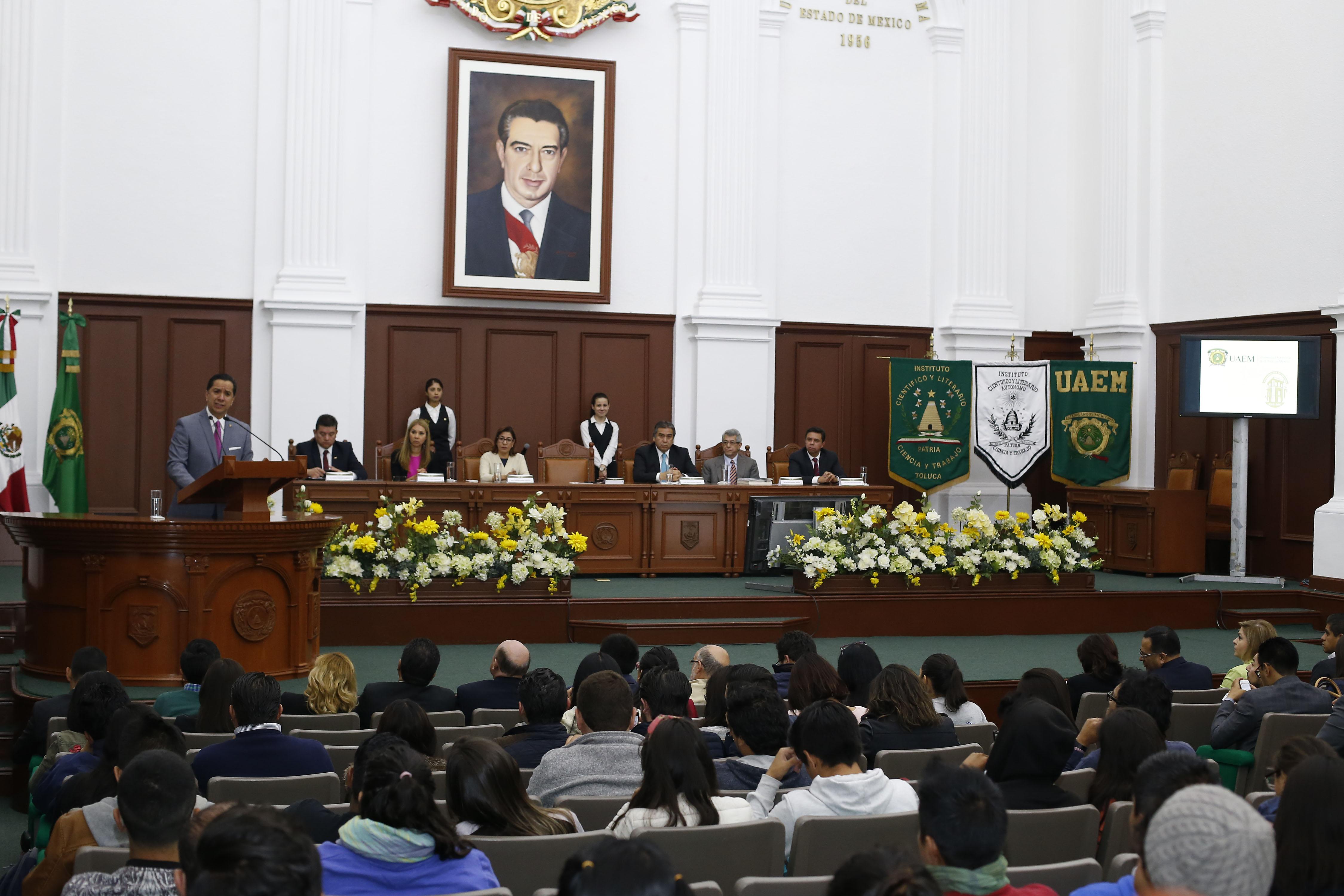 Presentan Estrategia Nacional de Cultura Cívica en UAEM