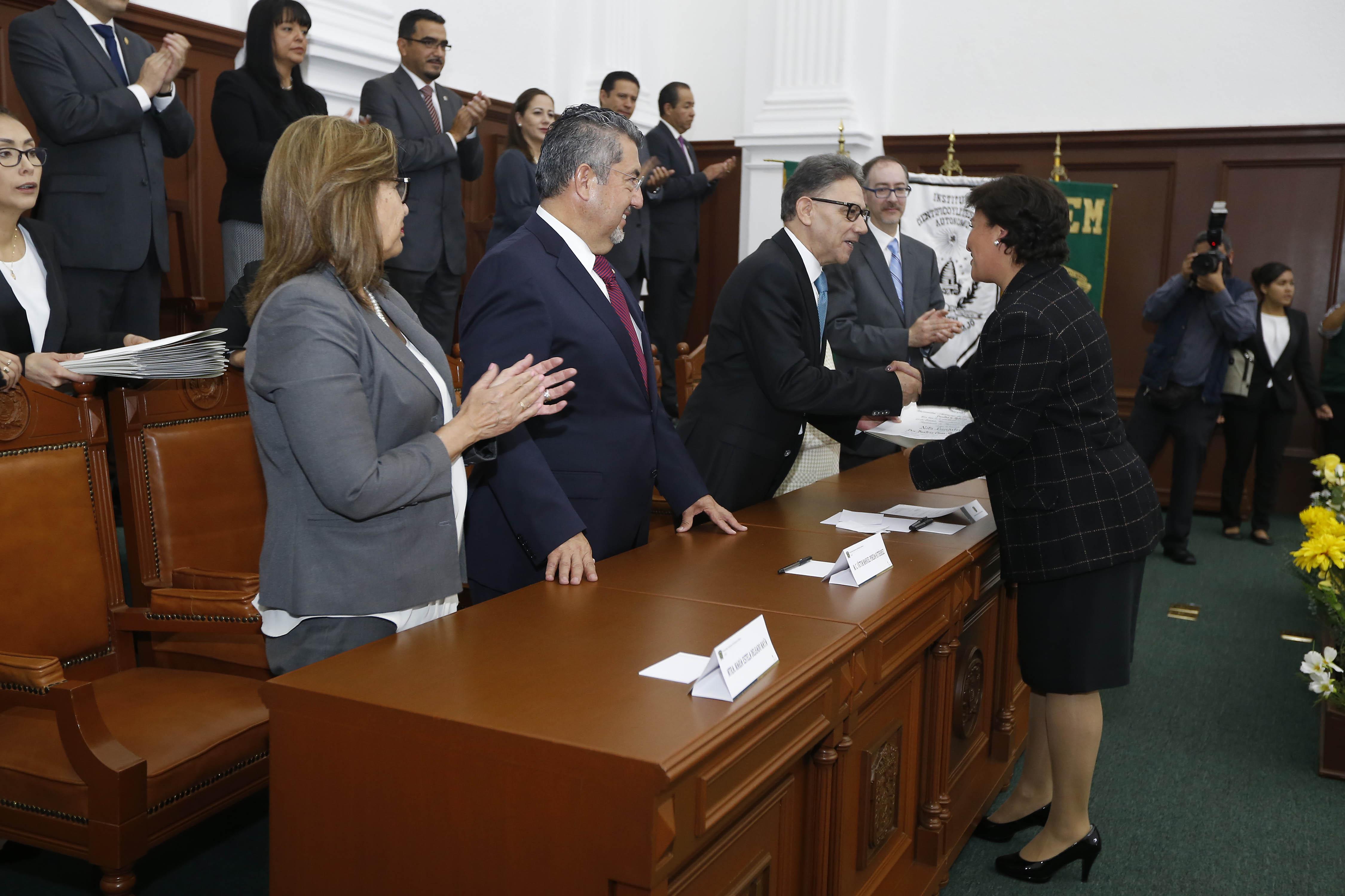 """Seré respetuoso sobre caso Fermín Carreño en UAEM"""