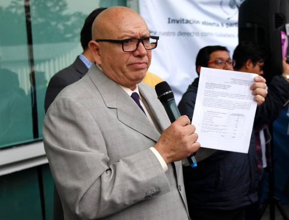 """""""Me pusieron más obstáculos para restituirme candidatura"""""""