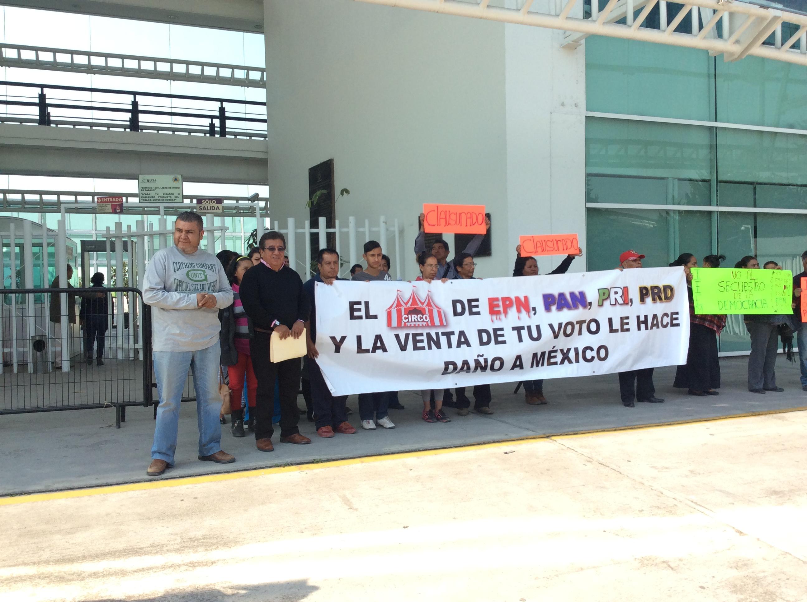 IEEM, apuesta al abstencionismo en Edoméx: Chavarría Sánchez