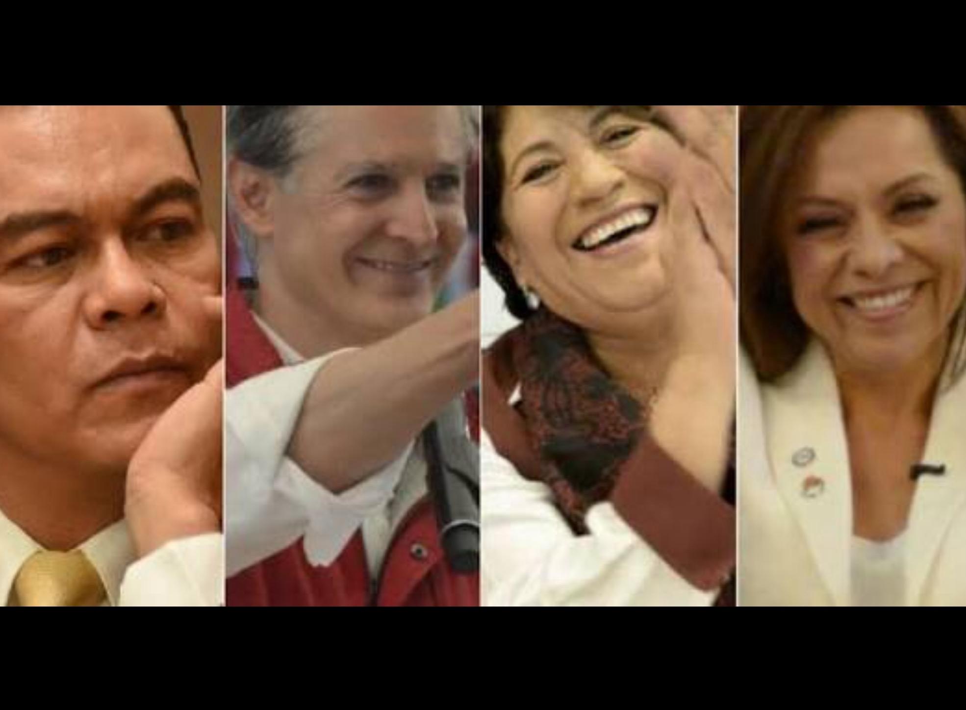 Candidatos a gobernador de Edoméx se olvidaron del campo