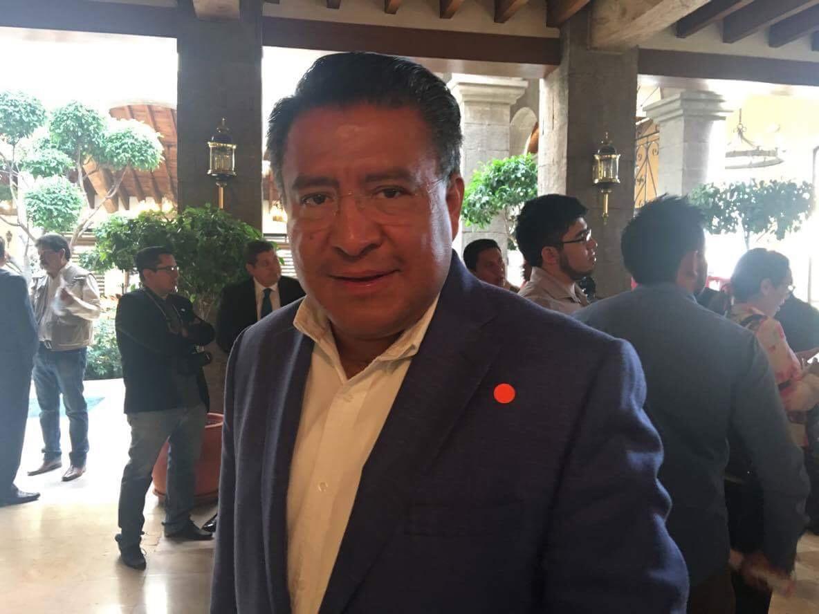 """""""No estamos obligados en revelar uso de recursos vía descuentos en Texcoco"""""""