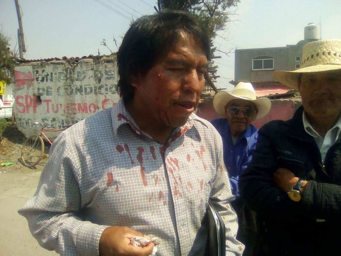 Escala conflicto en San Andrés Cuexcontitlán por pozo de agua