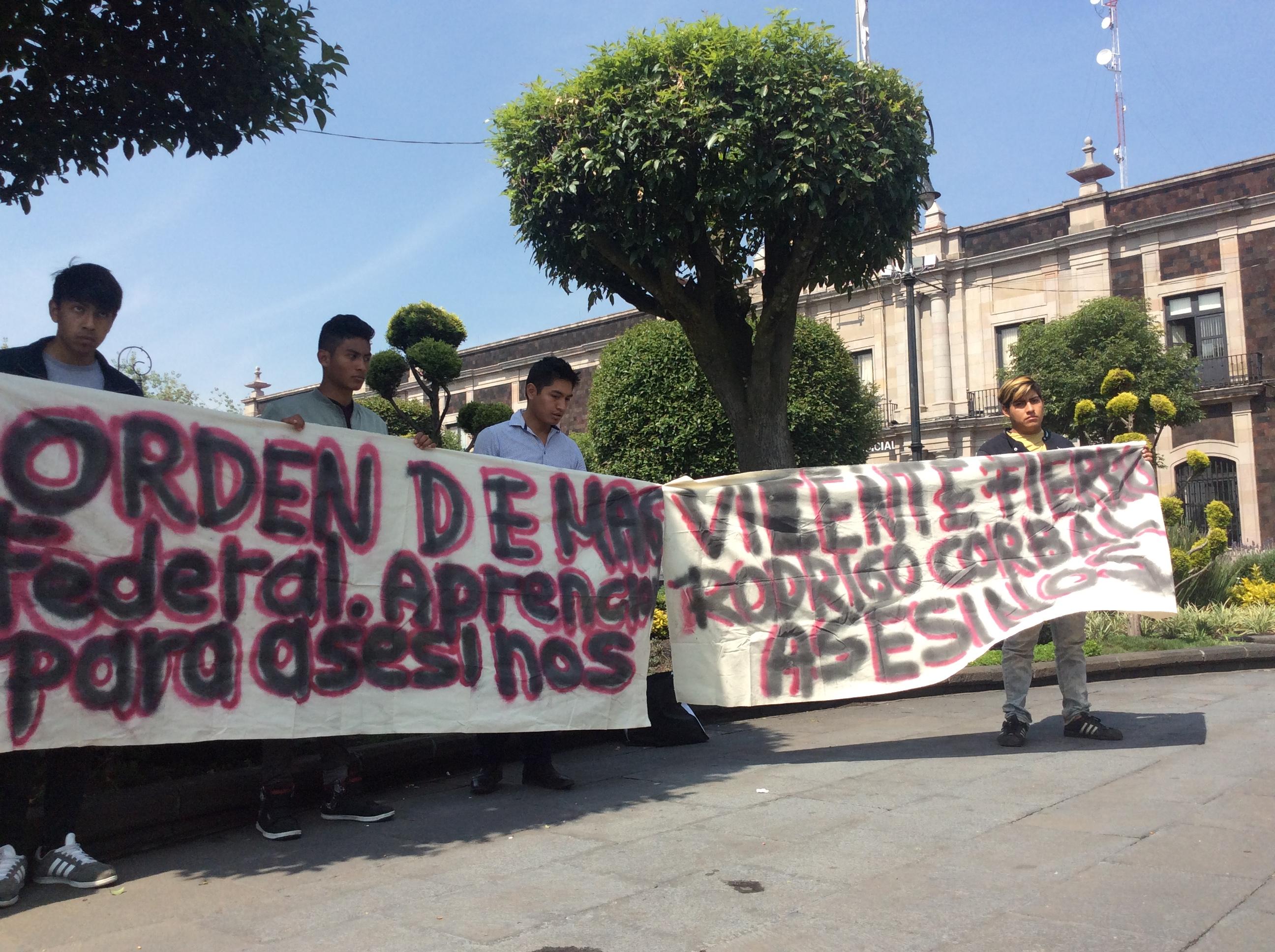 Busca Interpol a asesinos de Angelo Emmanuel Martínez Juárez