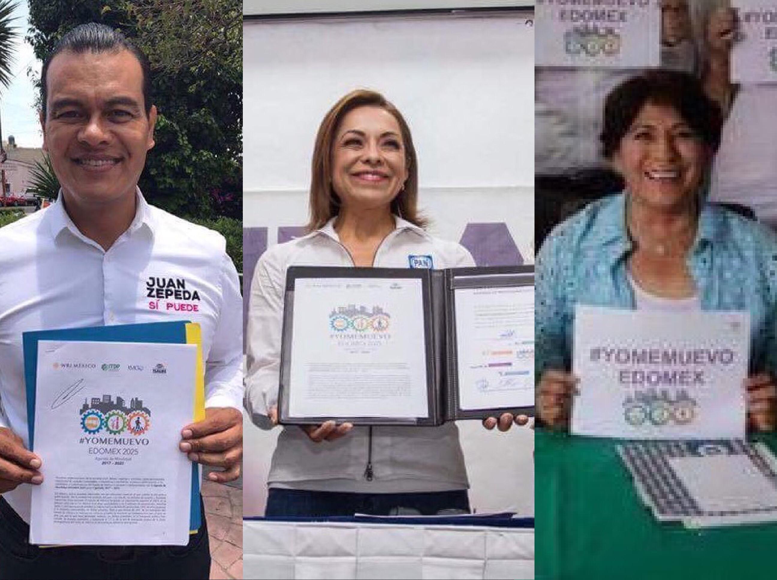 Sólo tres candidatos se comprometieron con ONG's de movilidad