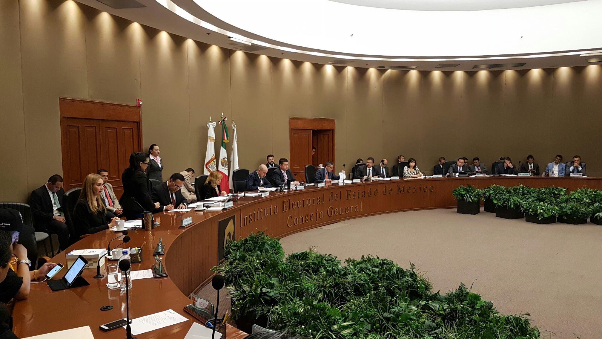 Ahora consejeros del IEEM piden sancionar a Virtud Ciudadana