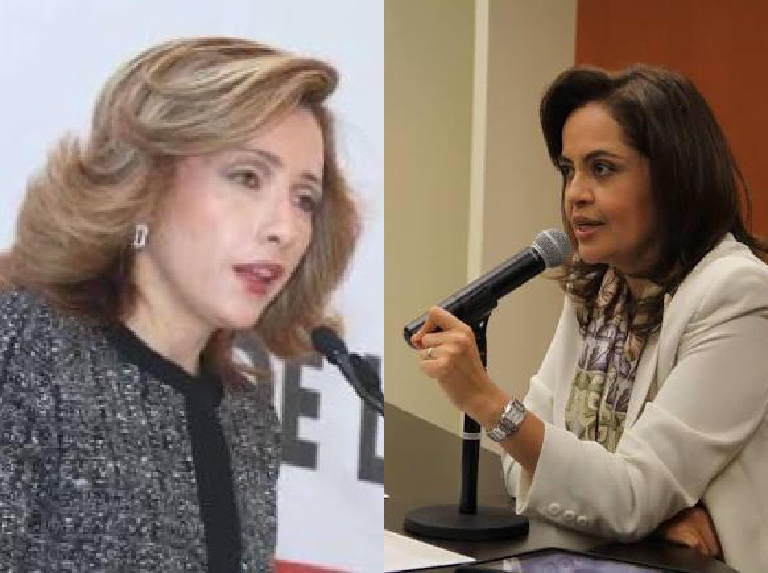 Se despide Ana Lilia de la Secretaria de Educación y regresa al Senado