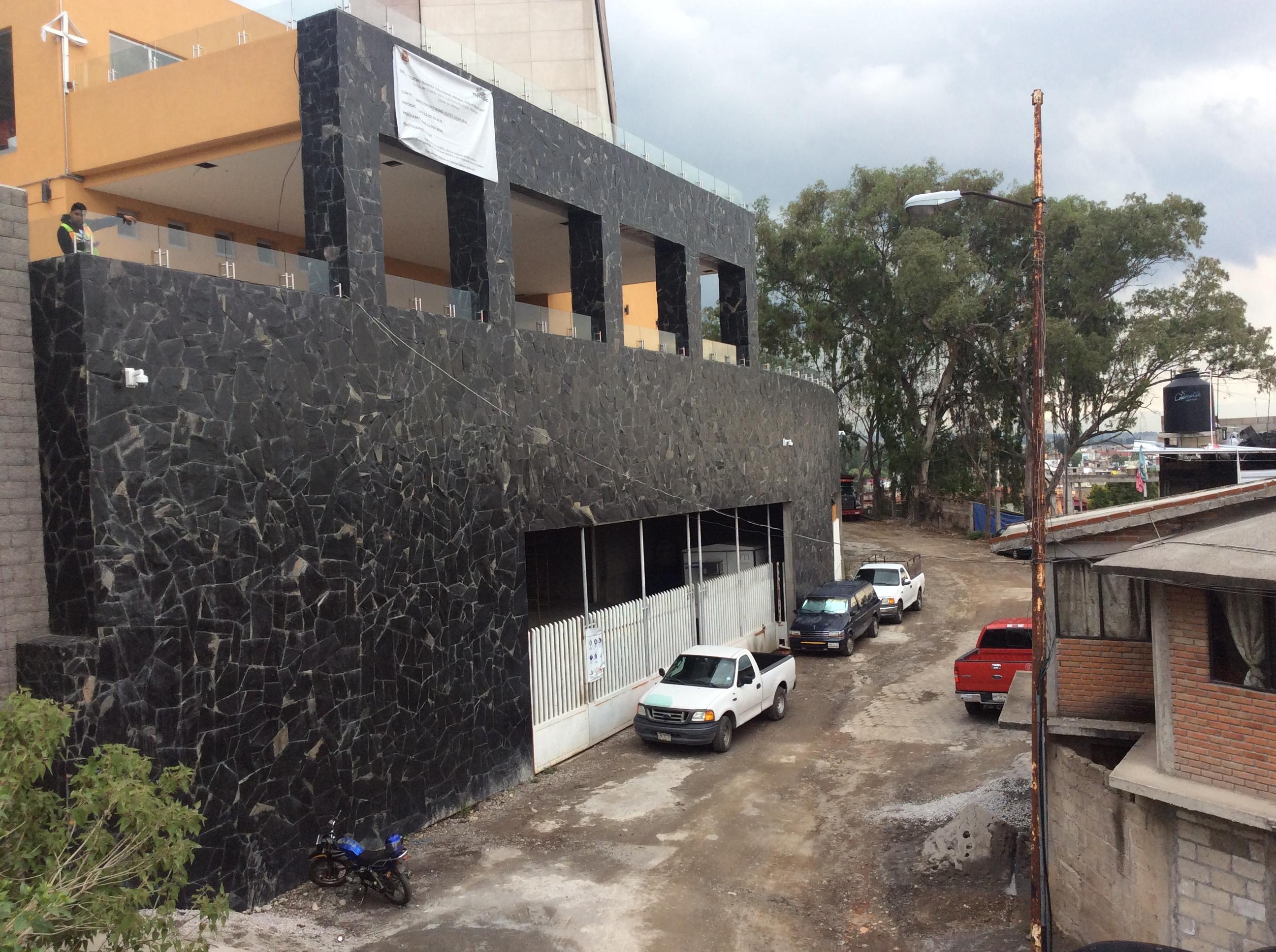 Teatro Quimera, en el olvido de Metepec