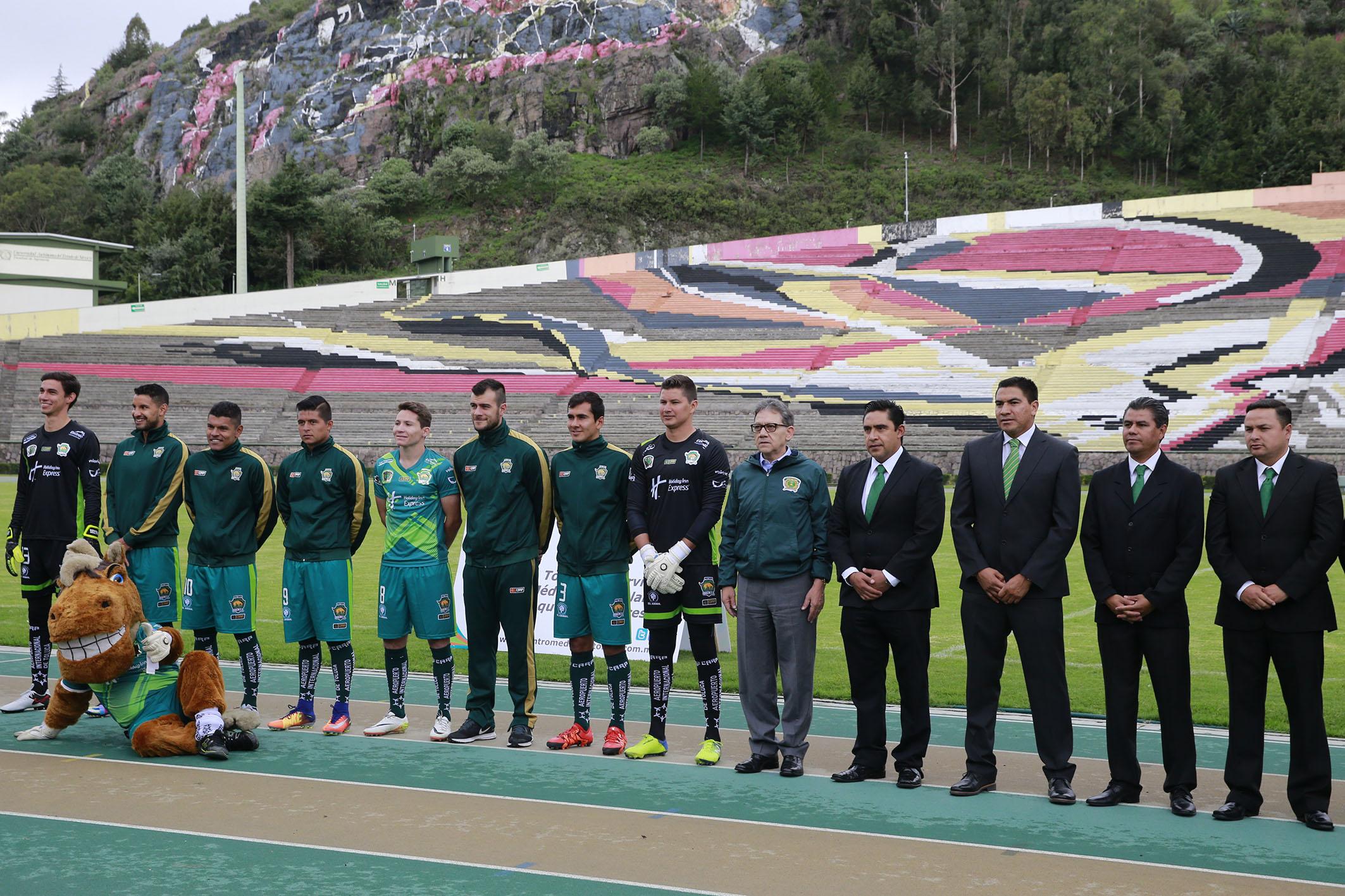 En búsqueda del acenso a Liga MX, Se renueva Potros UAEM FC