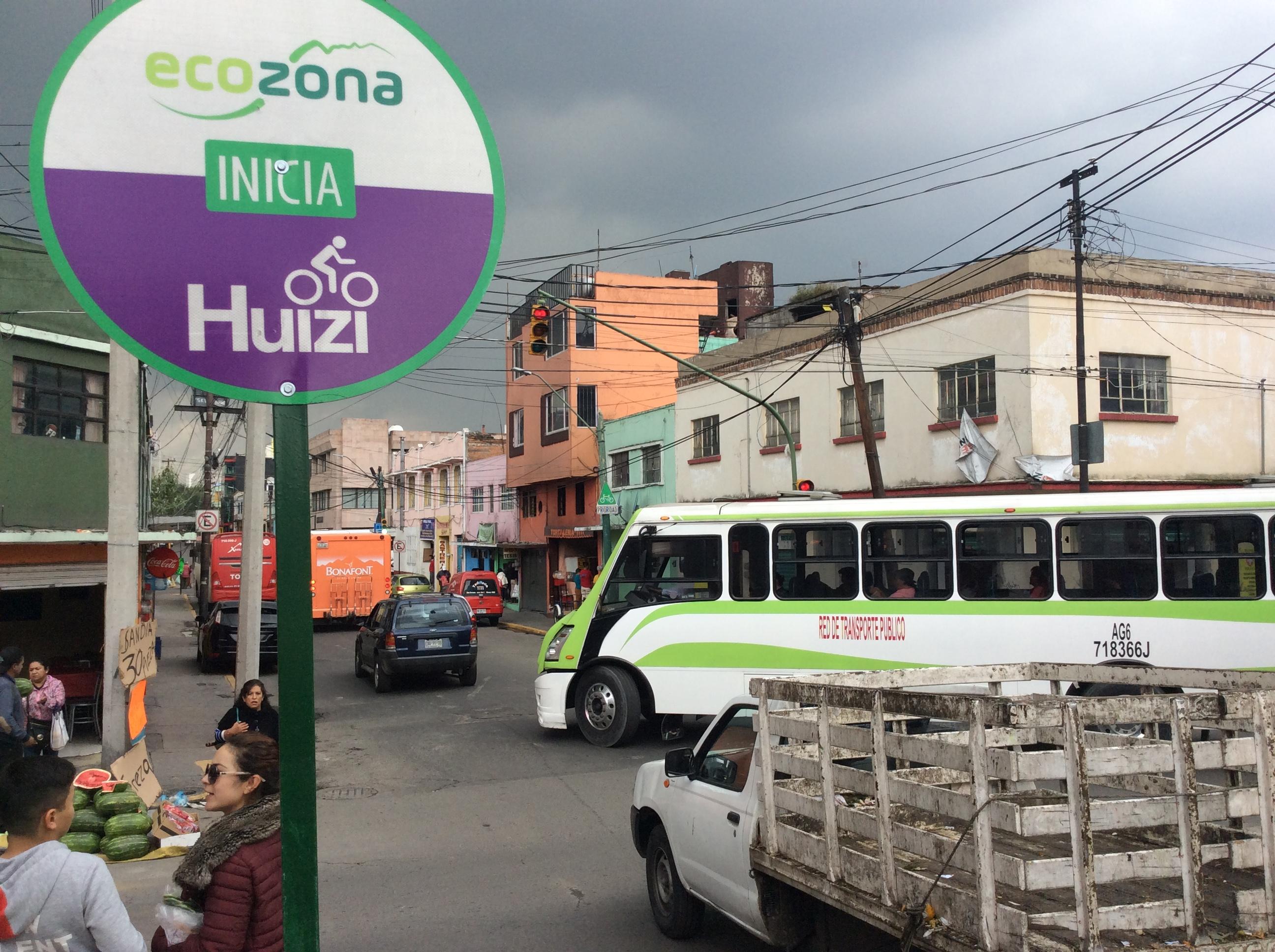 Ecozona de ornato en Toluca; ayuntamiento ni se inmuta