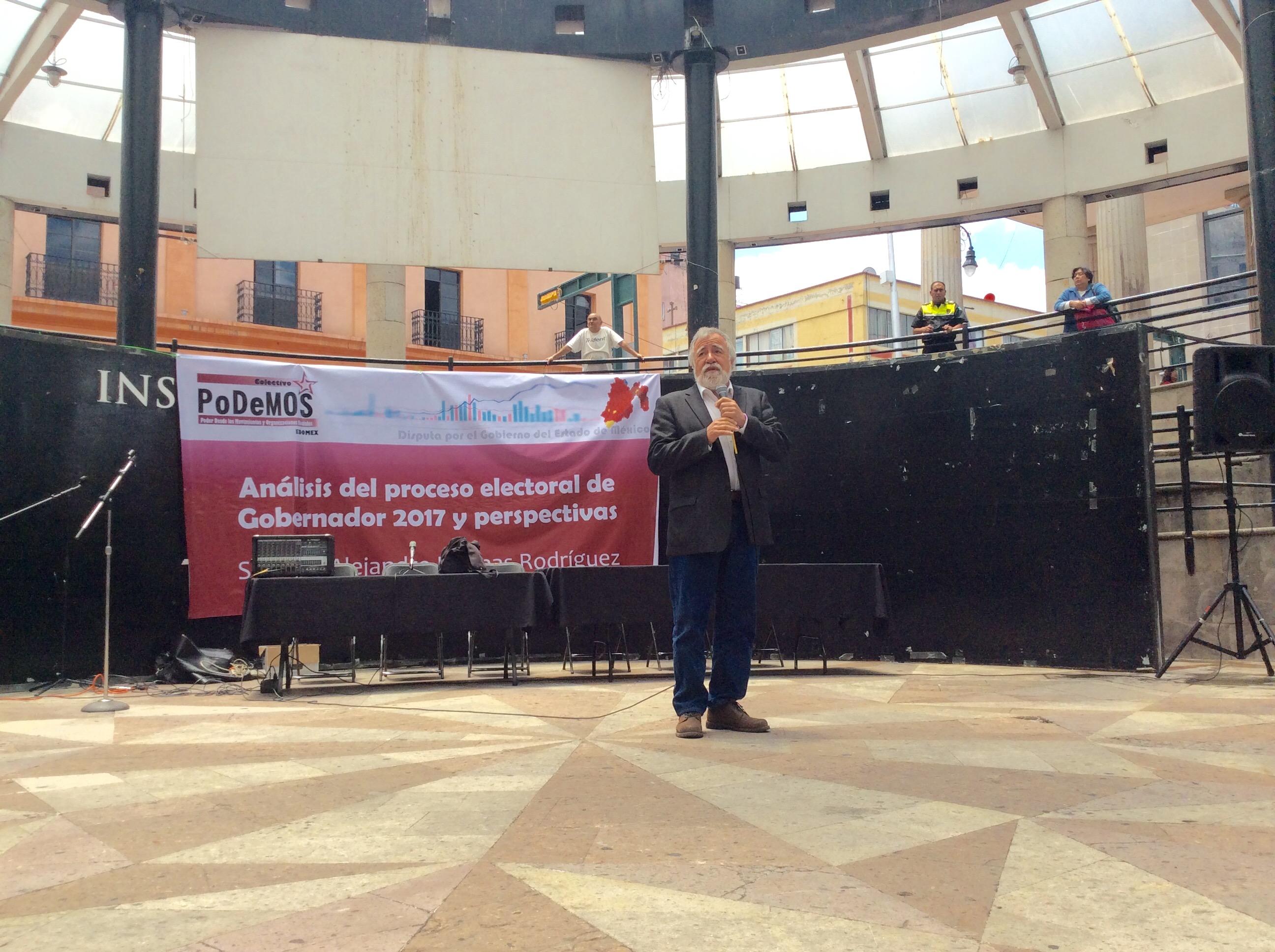 Urge purgar órganos electorales rumbo a elecciones del 2018