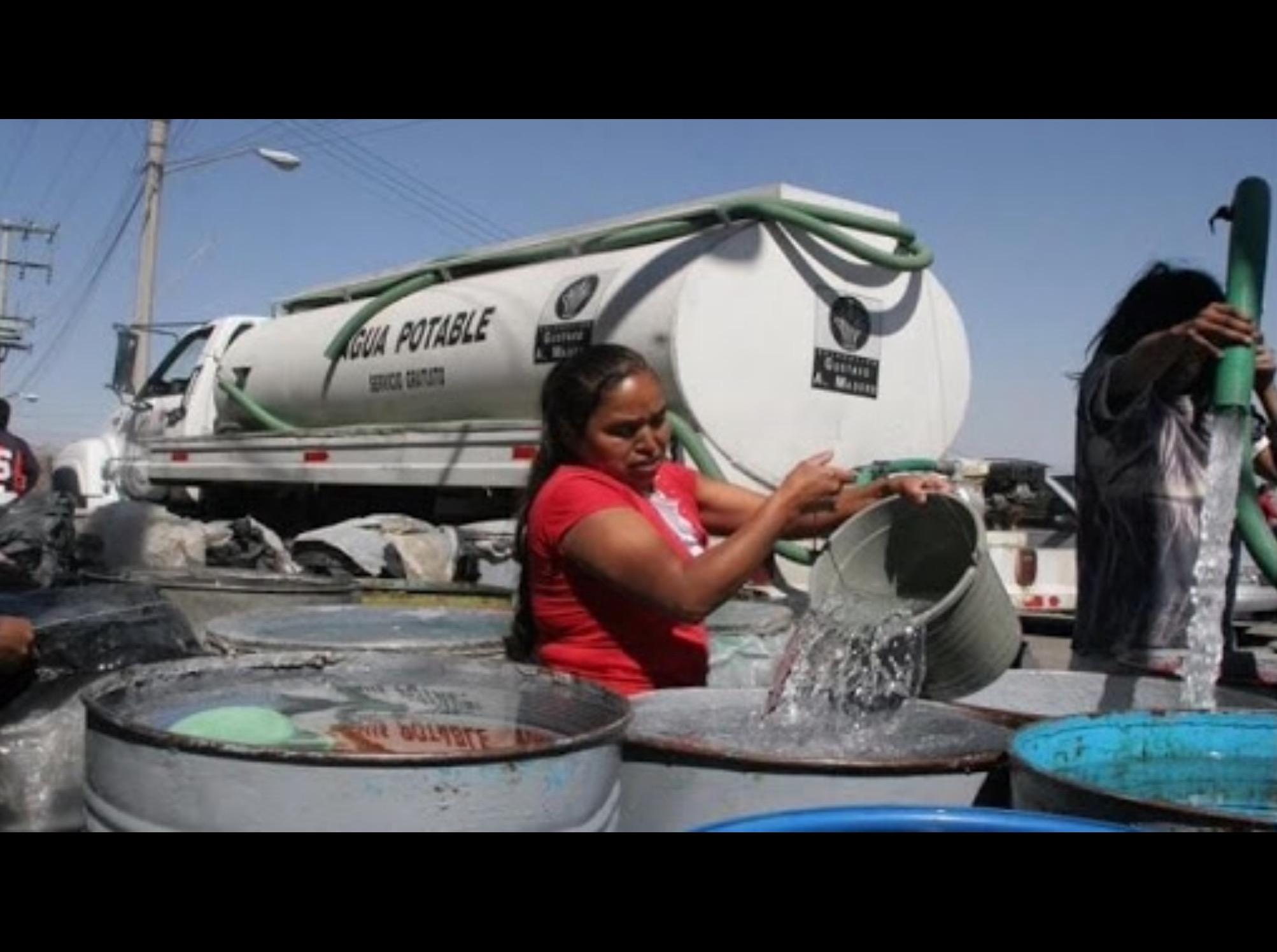 Dejarán sin agua 77 colonias de Toluca por 12 horas