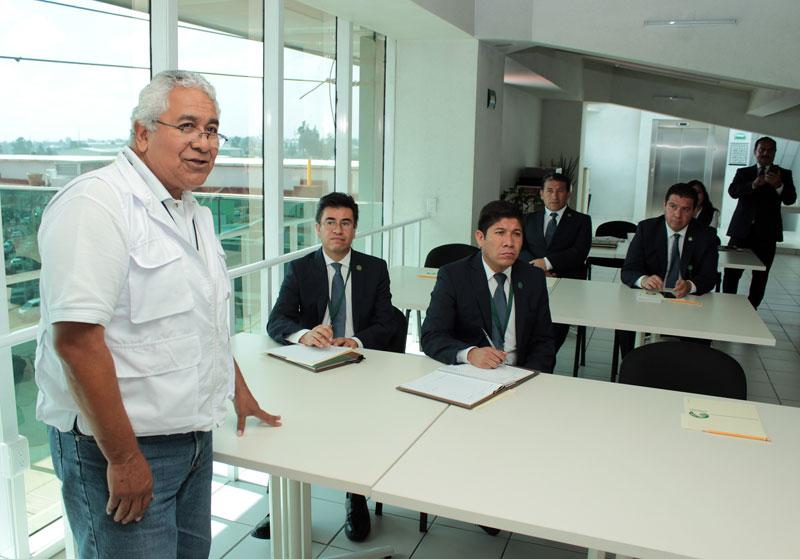 Visitarán CNDH y CODHEM centros penitenciarios de Edoméx