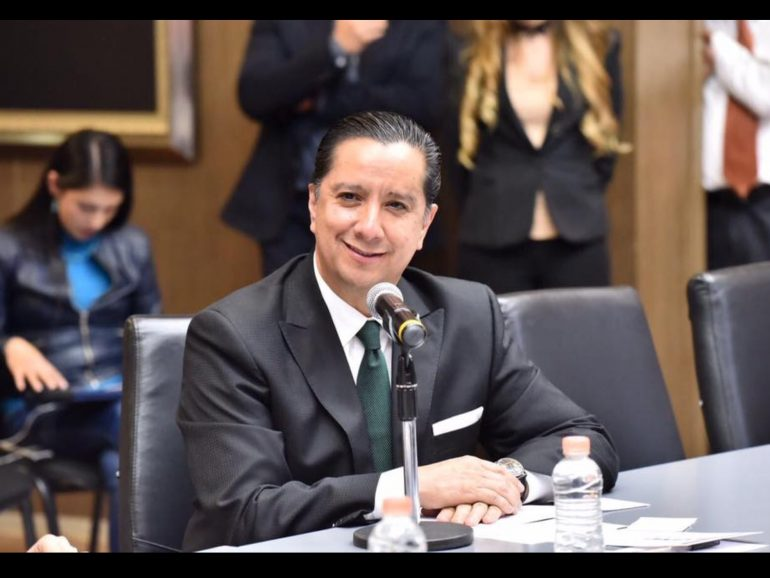 Jorge Olvera García, nuevo comisionado de Derechos Humanos en Edomex