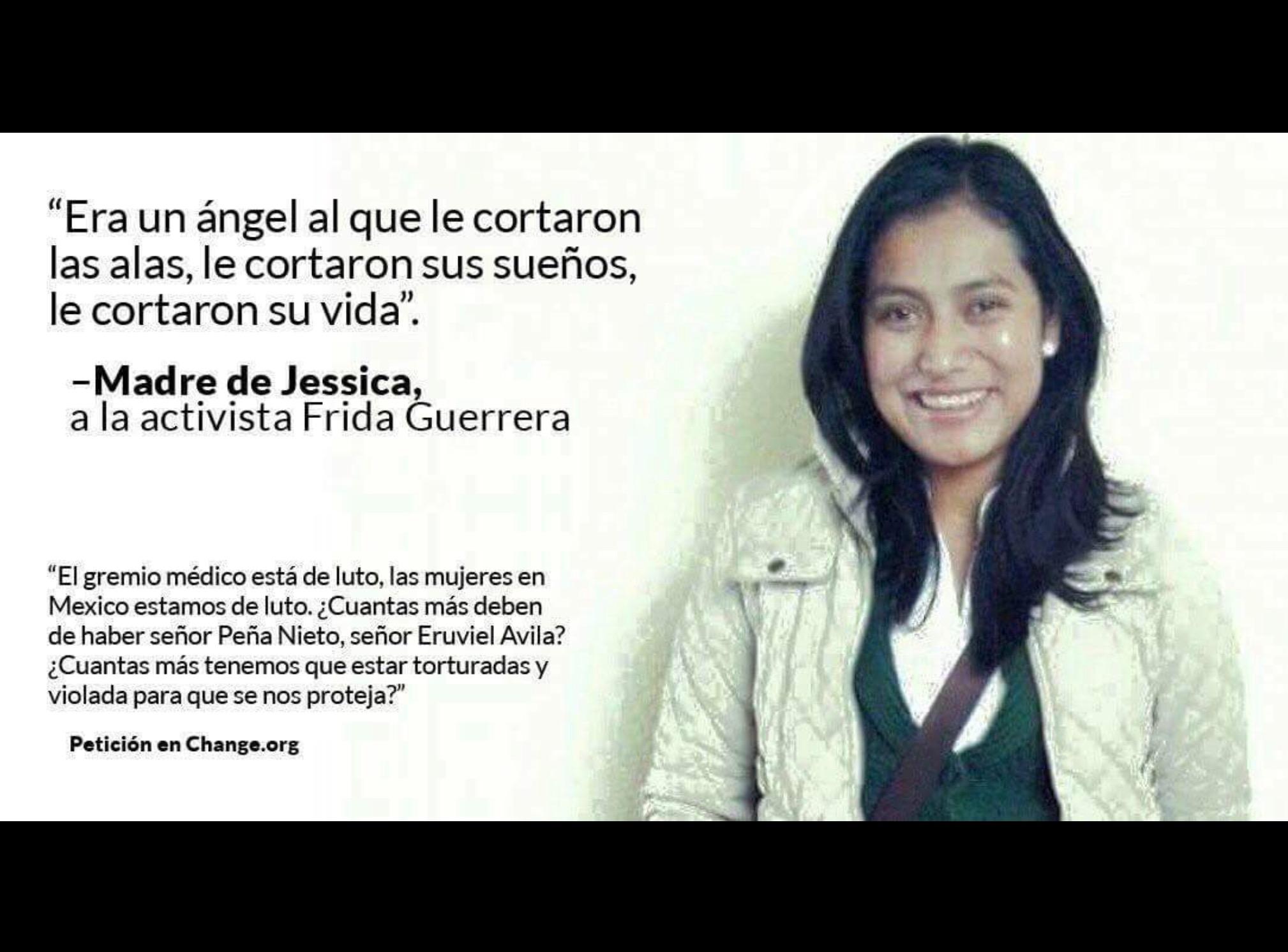 Investiga Codhem caso de Jessica Sevilla Pedraza