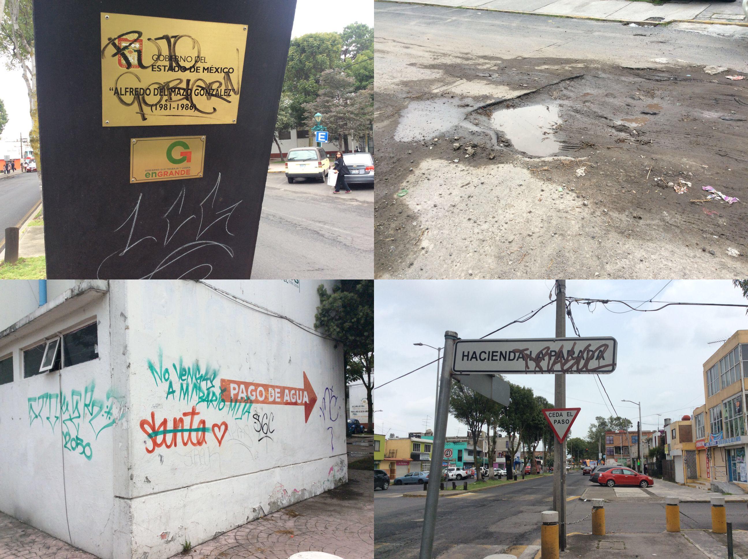 Imagen urbana de Metepec pone en duda reelección de David López