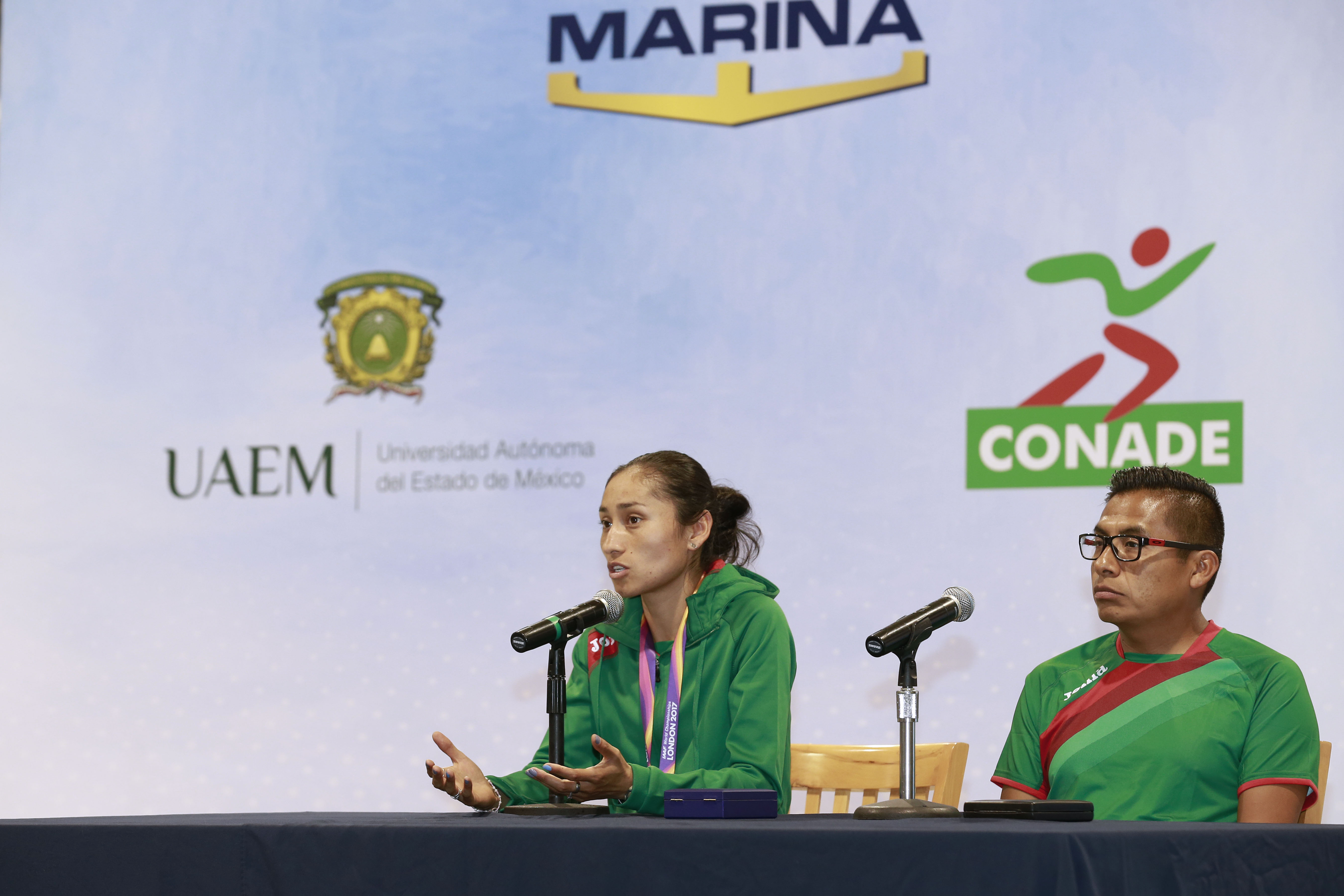 Apoyo de UAEM, fundamental para consolidar mi carrera: Lupita González
