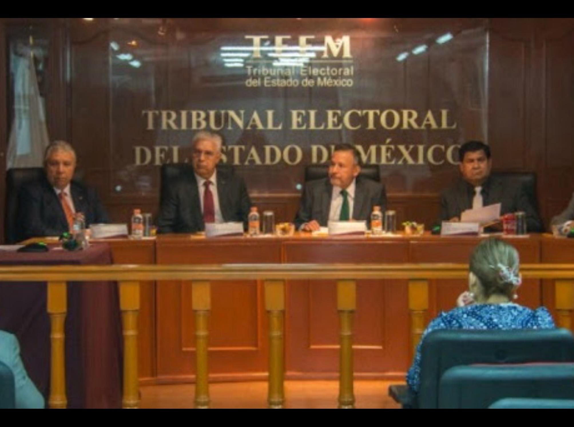 Confirma TEEM a Del Mazo como gobernador de Edoméx