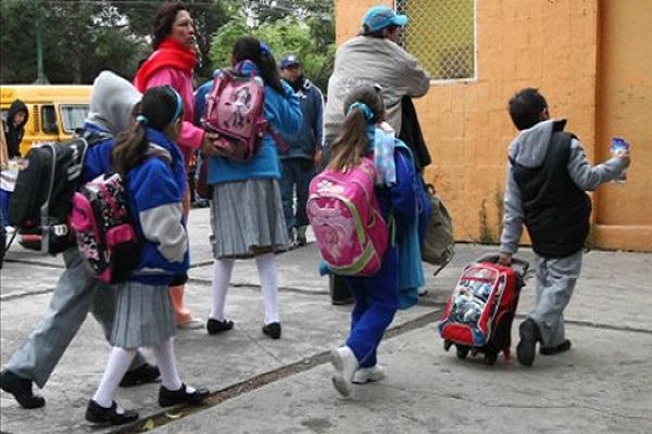 Tras sismo, 14 escuelas de Edoméx con daños; habrá clases en cedes alternas
