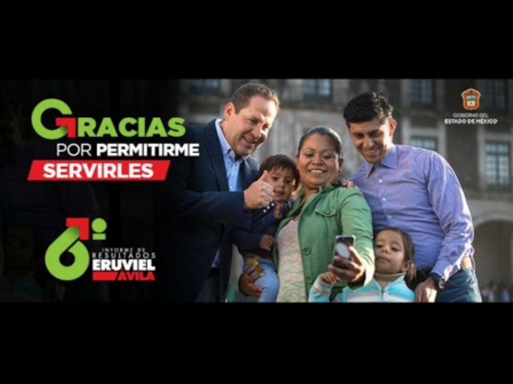Deja Eruviel al Estado de México en su peor versión