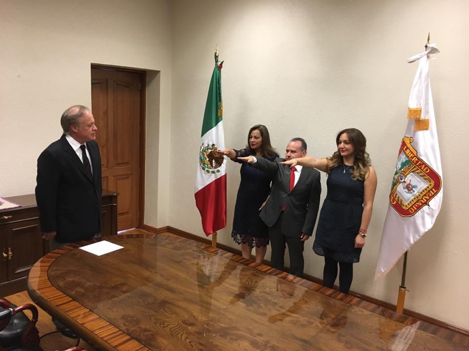 """""""Brinca"""" de sindicatura de Toluca a secretaría de Desarrollo Social"""