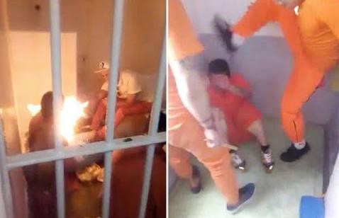 Inicia Codhem queja de oficio por tortura en cárcel de Neza