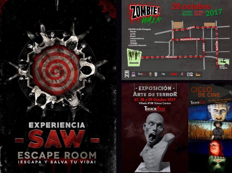 Escape Room Terror Zaragoza